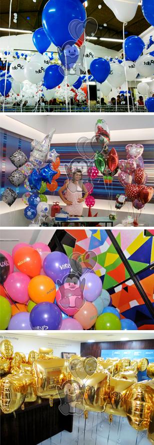 Inflador elétrico para Balões