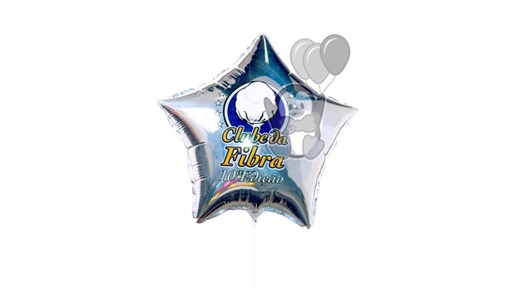 Balões Personalizados Metalizados