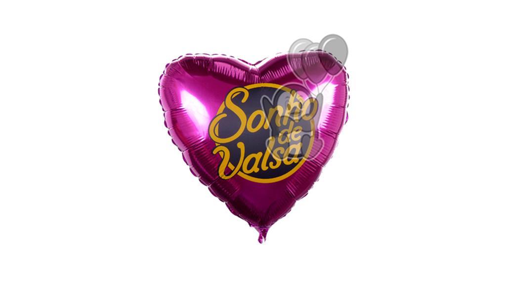 Balões Metalizados Personalizados