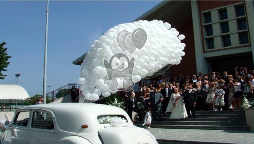 Balões para Casamento